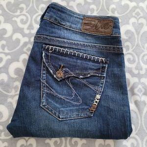Silver Jeans Suki Surplus Bootcut W29/30L